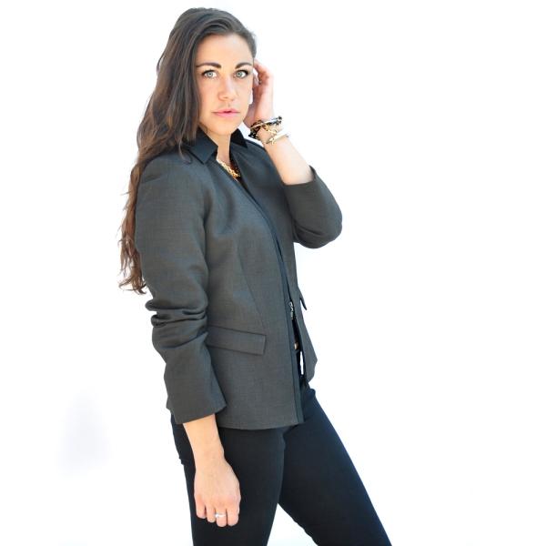 Ariana Boussard-Reifel of Mode Marteau